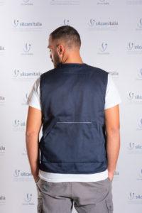 Gilet multitasche estivo POCKET Payper silcam italia Abbigliamento da lavoro, Antinfortunistica, Sicurezza sul Lavoro, DPI, Alta Visibilità