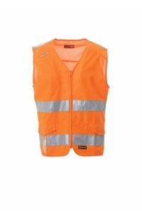 Gilet alta visibilità EXPERT Payper silcam italia Abbigliamento da lavoro, Antinfortunistica, Sicurezza sul Lavoro, DPI, Alta Visibilità