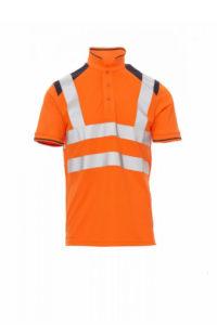 Polo alta visibilità GUARD+ Payper silcam italia Abbigliamento da lavoro, Antinfortunistica, Sicurezza sul Lavoro, DPI, Alta Visibilità