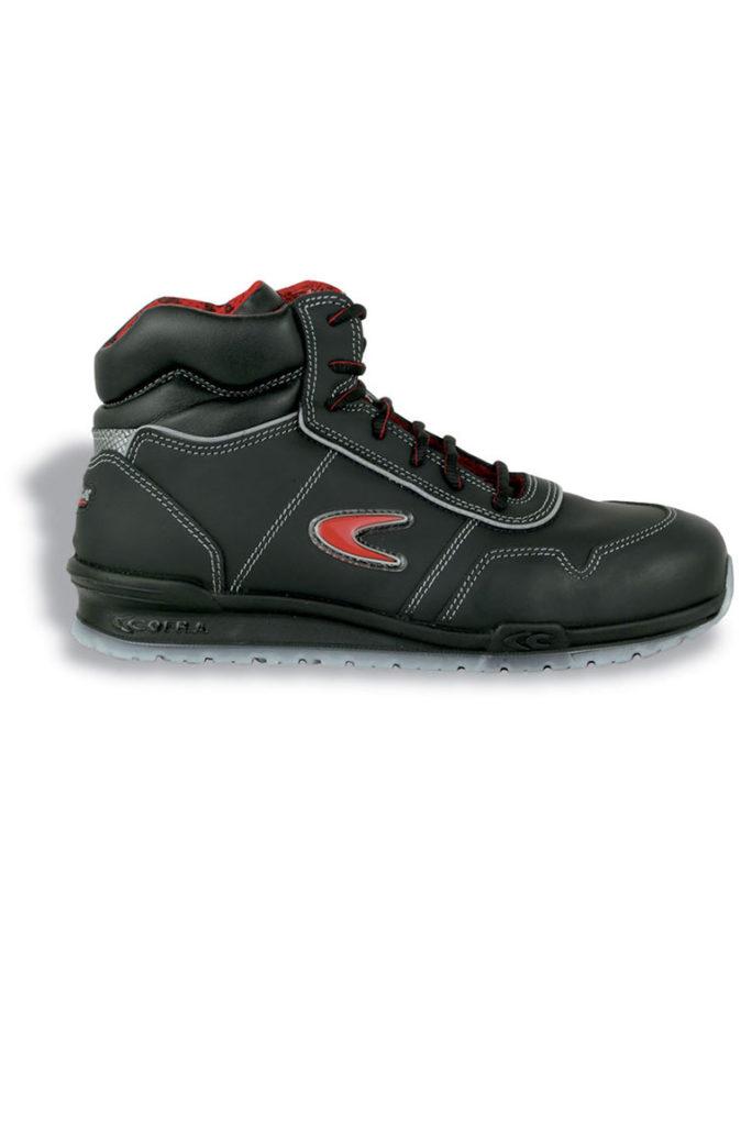 Scarpe PUSKAS S3 SRC Cofra silcam italia Abbigliamento da lavoro, Antinfortunistica, Sicurezza sul Lavoro, DPI, Alta Visibilità