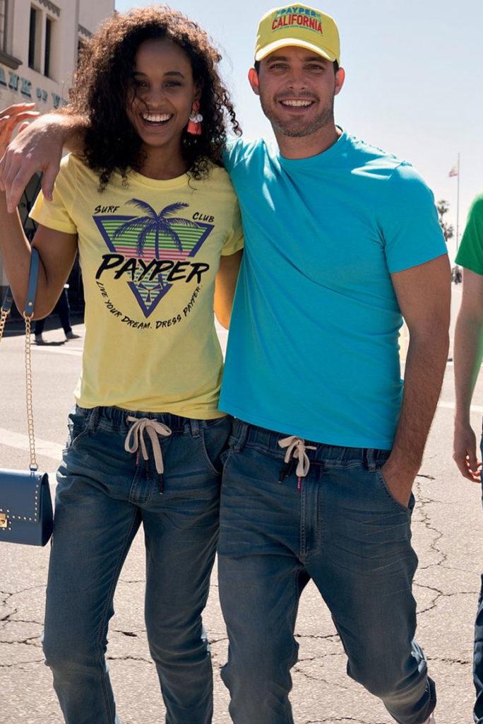 T-shirt mezza manica SUNSET Payper silcam italia Abbigliamento da lavoro, Antinfortunistica, Sicurezza sul Lavoro, DPI, Alta Visibilità