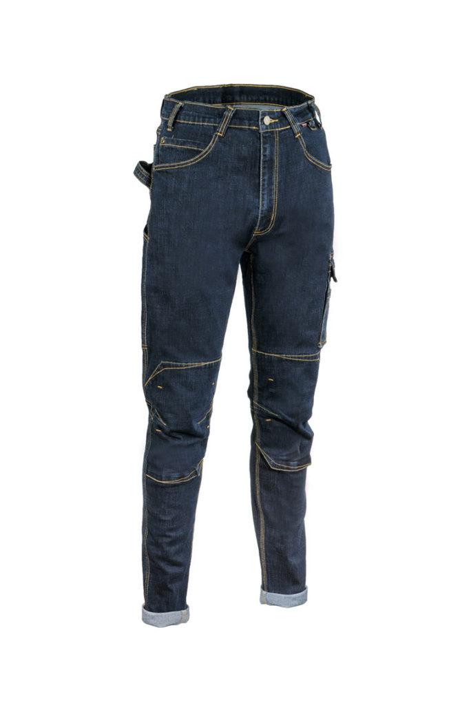Pantaloni Jeans con rinforzo QUARTEIRA Cofra silcam italia Abbigliamento da lavoro, Antinfortunistica, Sicurezza sul Lavoro, DPI, Alta Visibilità