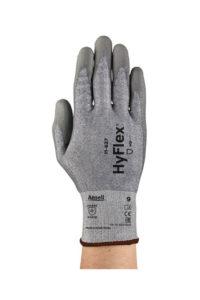 Guanti industriali Ansell HyFlex 11-627 silcam italia Abbigliamento da lavoro, Antinfortunistica, Sicurezza sul Lavoro, DPI, Alta Visibilità