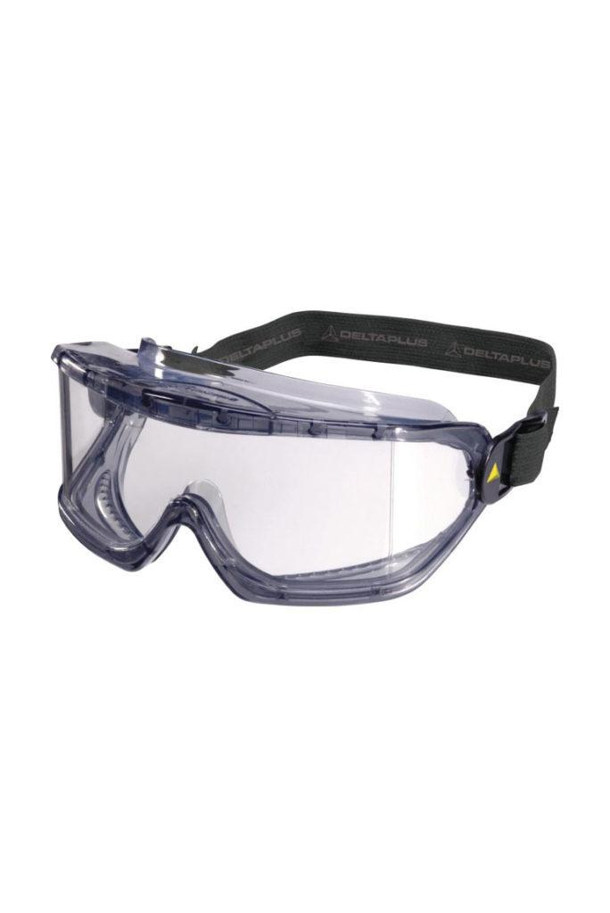Occhiali a maschera GALERAS CLEAR Delta Plus silcam italia Abbigliamento da lavoro, Antinfortunistica, Sicurezza sul Lavoro, DPI, Alta Visibilità