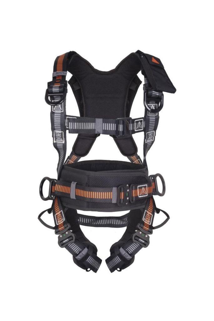 Imbracatura con fibbie automatiche a 5 punti EOLIEN HAR35A Irudek silcam italia Abbigliamento da lavoro, Antinfortunistica, Sicurezza sul Lavoro, DPI, Alta Visibilità