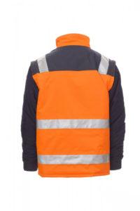 Giubbino bicolore alta visibilità HIWAY Payper silcam italia Abbigliamento da lavoro, Antinfortunistica, Sicurezza sul Lavoro, DPI, Alta Visibilità