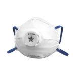 Mascherine a conchiglia FFP2 con valvola MASK 02 De Nittis silcam italia Abbigliamento da lavoro, Antinfortunistica, Sicurezza sul Lavoro, DPI, Alta Visibilità