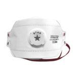 Respiratore pieghevole FFP3 con valvola MASK 03 P De Nittis silcam italia Abbigliamento da lavoro, Antinfortunistica, Sicurezza sul Lavoro, DPI, Alta Visibilità