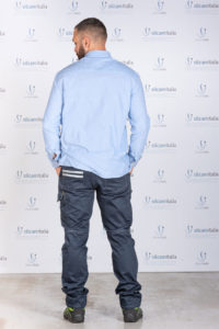 Camicia cotone chambray Silcam silcam italia Abbigliamento da lavoro, Antinfortunistica, Sicurezza sul Lavoro, DPI, Alta Visibilità