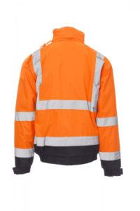 Giubbino bicolore alta visibilità PADDOCK Payper silcam italia Abbigliamento da lavoro, Antinfortunistica, Sicurezza sul Lavoro, DPI, Alta Visibilità