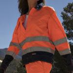 Giubbino unisex multistagione SAFE HI-VI Payper silcam italia Abbigliamento da lavoro, Antinfortunistica, Sicurezza sul Lavoro, DPI, Alta Visibilità