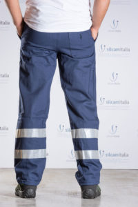 Pantaloni invernali con bande Fustagno PNI silcam italia Abbigliamento da lavoro, Antinfortunistica, Sicurezza sul Lavoro, DPI, Alta Visibilità