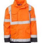 Parka bicolore alta visibilità YARD Payper silcam italia Abbigliamento da lavoro, Antinfortunistica, Sicurezza sul Lavoro, DPI, Alta Visibilità