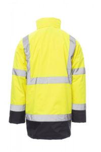 Parka multiuso alta visibilità DOCKYARD Payper silcam italia Abbigliamento da lavoro, Antinfortunistica, Sicurezza sul Lavoro, DPI, Alta Visibilità