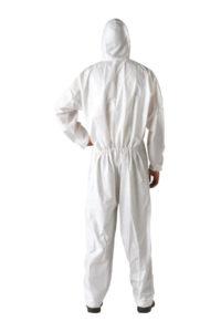 Tuta intera monouso SAFEMAN 008 De Nittis silcam italia Abbigliamento da lavoro, Antinfortunistica, Sicurezza sul Lavoro, DPI, Alta Visibilità