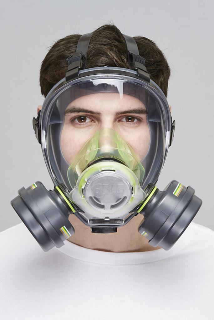 Maschera connessione b-lock 5000 BLS